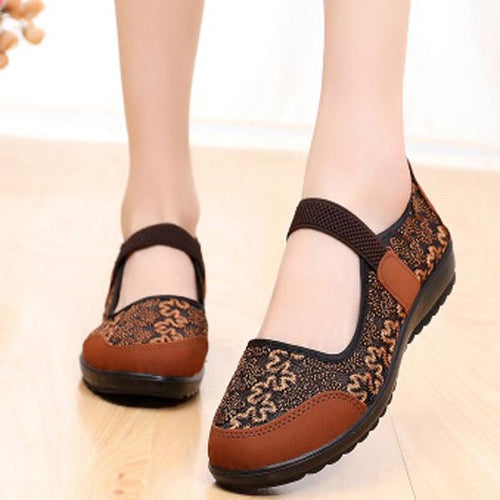 Casual Soft Woman Shoes