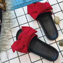 Plain  Flat  Velvet  Peep Toe  Casual Slippers