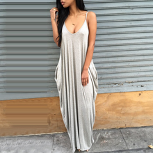 Irregular Casual Full Length Dress