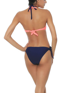 Plain Printed  Low-Rise Bikini
