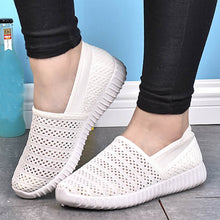 Plain  Flat  Round Toe  Casual Sport Sneakers