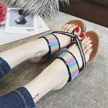 High Heeled  Peep Toe  Casual Date Wedge Sandals