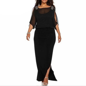 Woman Plain Maxi Dresses