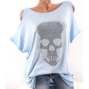 Loose Large Size Short Sleeve Woman T-Shirts