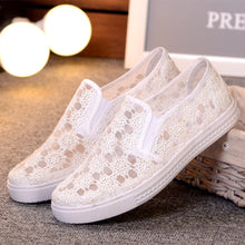 Lace  Flat  Lace  Round Toe  Casual Sneakers