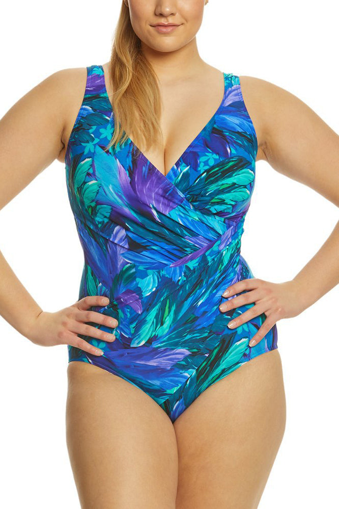 Sexy Print Swimsuitwear