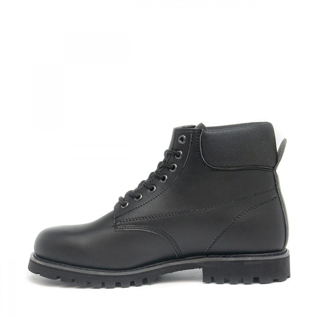 Nae Atka Unisex Ankle Boot - Black