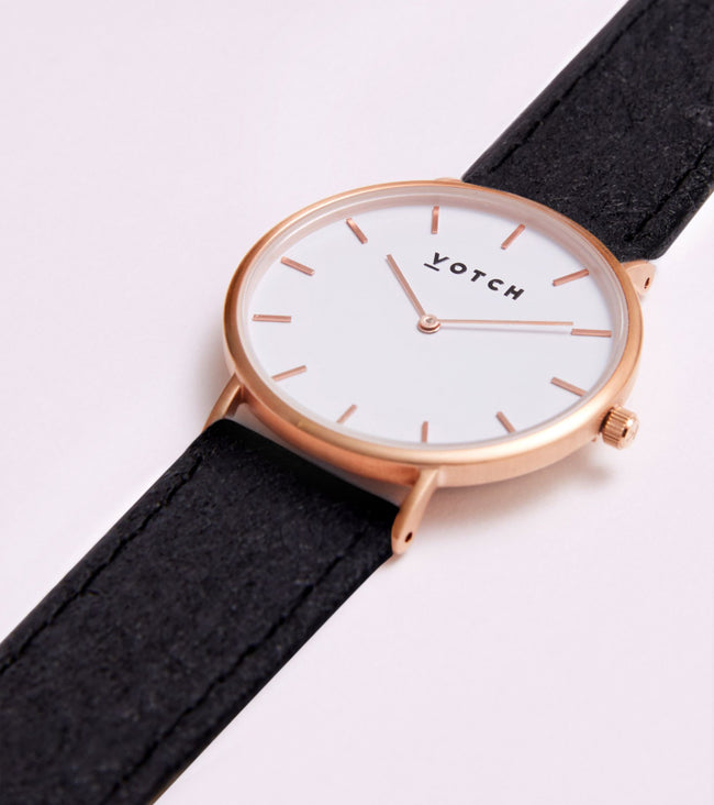 Votch Rose Gold And Piñatex Classic