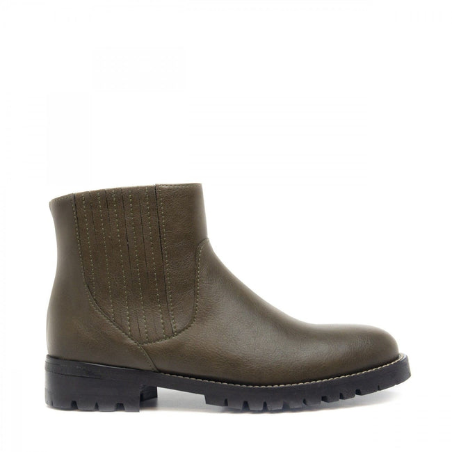 Nae Riley Chelsea Boot - Green