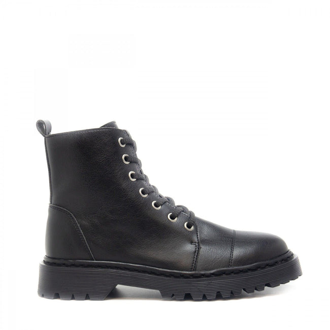 Nae Harley Lace-Up Boot - Black