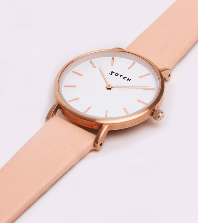 Votch The Pink And Rose Gold Petite