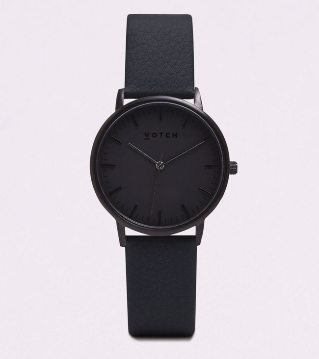 Votch All Black Face With Black Strap