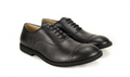 Vegan Fera Libens Men's Oxford Shoes - Black - Veenofs
