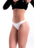 Fairpants Women's Thong - Pearl White