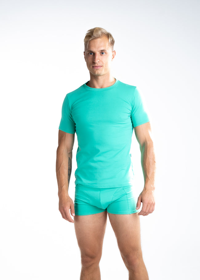 Fairpants Men's T-Shirt - Eco Green
