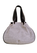 Camille Hobo Bag Black and White - Veenofs