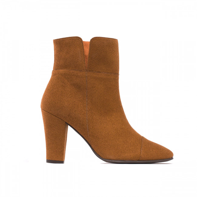 Nae Bline Vegan Boots - Brown - Veenofs