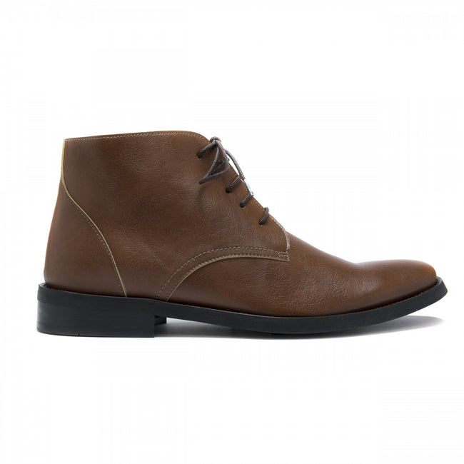 Nae Dover Boots - Brown - Veenofs