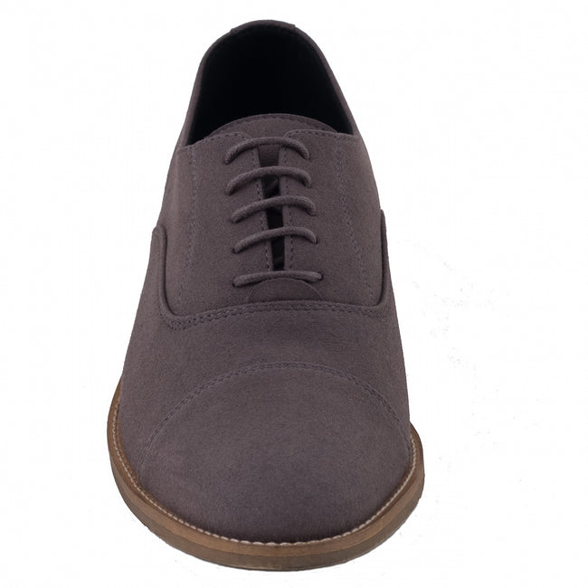 Nae Oliver Derby Shoe - Grey - Veenofs