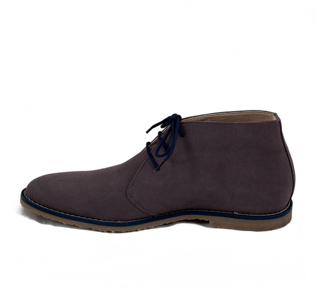 Nae Largos Desert Boots - Brown - Veenofs