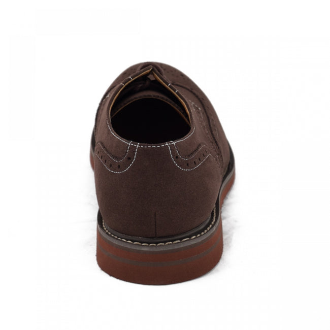Nae Lito Brogue - Brown - Veenofs