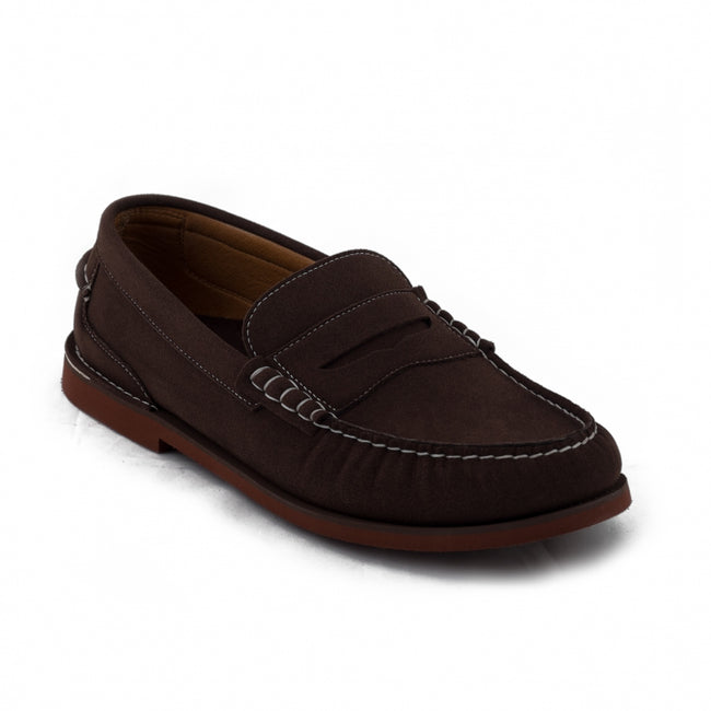 Nae Lima Moccasin - Brown - Veenofs