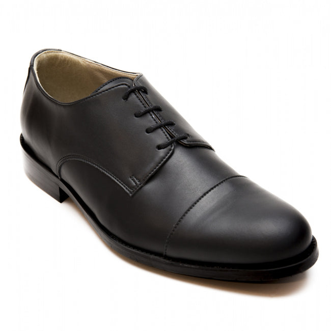 Nae NewBCN Derby Shoe - Black - Veenofs