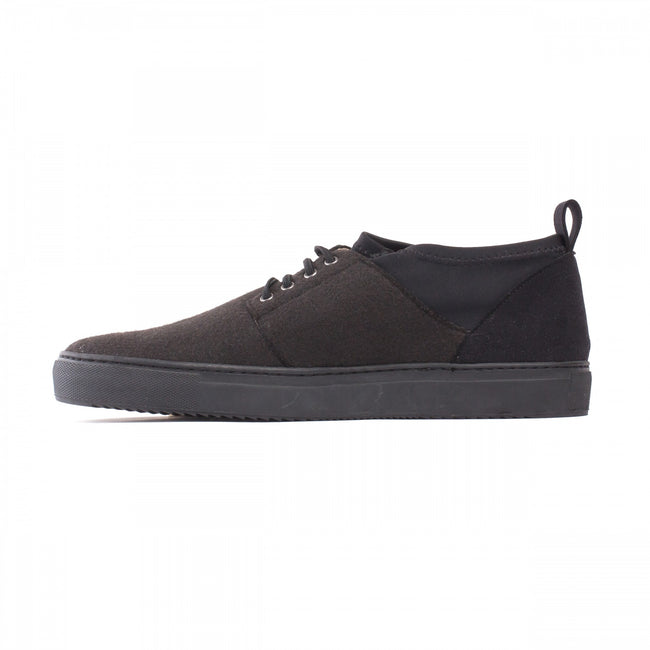 Nae Re-PET Vegan Sneakers - Black - Veenofs