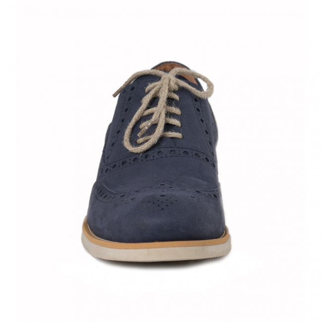 Nae Urban Brogue - Blue - Veenofs
