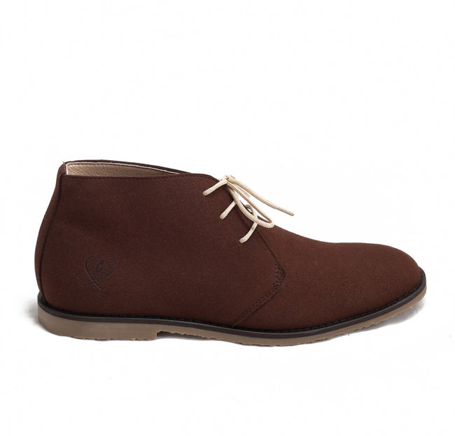 Nae Largos Desert Boots - Light Brown - Veenofs