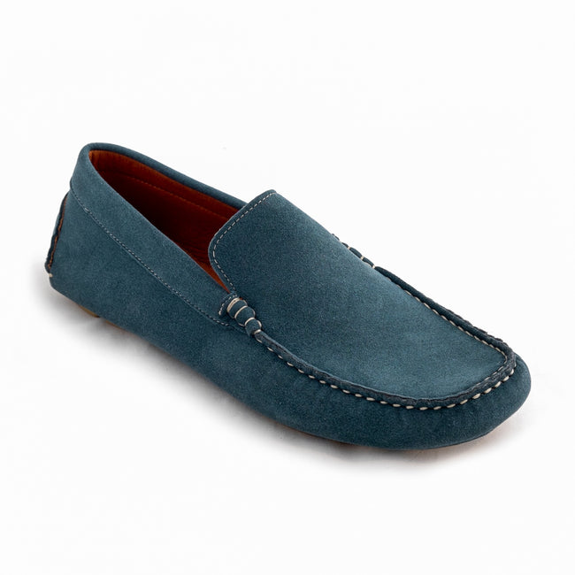 Nae Solace Loafer - Blue - Veenofs