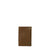 Vegan Camille Aden Croco Card Holder - Brown - Veenofs