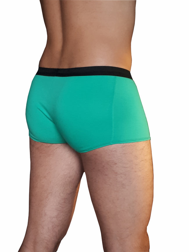 Vegan FAIRPANTS Boxers - Green - Veenofs