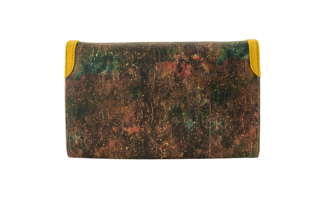 Vegan Kweder Mareali Clutch Bag – Euphoria Collection - Veenofs