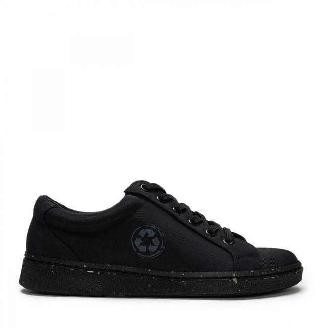 Nae Ganges Derby Sneaker - Black