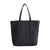 Vegan Camille Java Piñatex Shopper Bag - Black - Veenofs