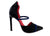 Luna black pump, cool vegan pumps by Ivana Basilotta