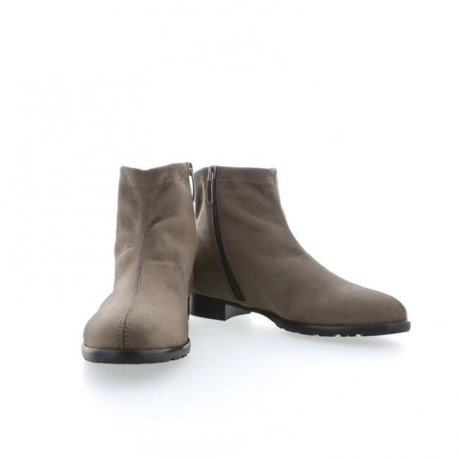 NOAH Rebecca Ankle Boots - Taupe - Veenofs