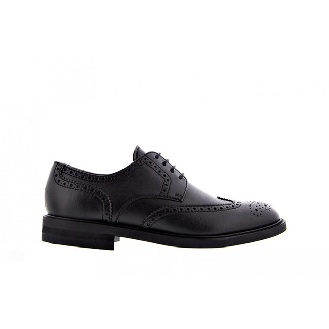 NOAH Achille Brogue - Black - Veenofs