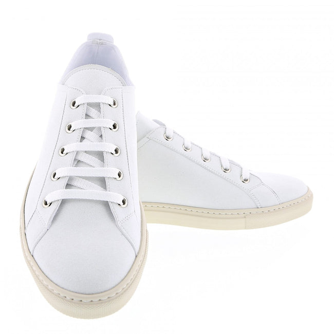 NOAH Dominique Suede - White - Veenofs