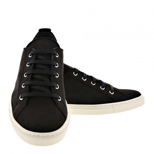 NOAH Dominique Suede - Black - Veenofs