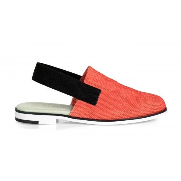 NOAH Camilla Slip-On Shoes - Red - Veenofs