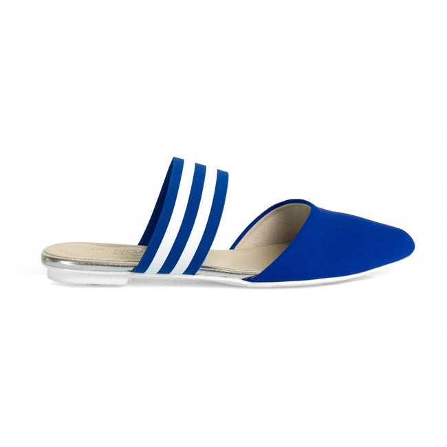NOAH Isabella Slip-On Shoes - Blue - Veenofs