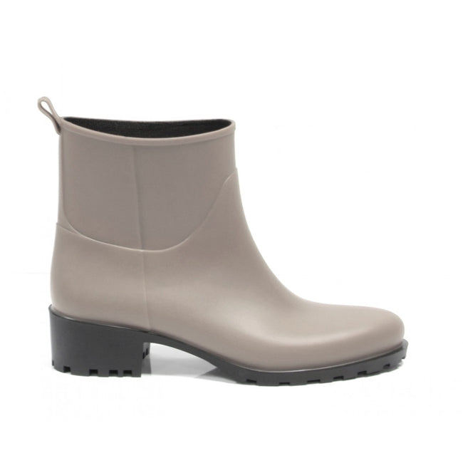 NOAH Betty Ankle Wellies - Taupe - Veenofs