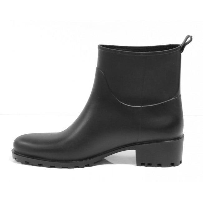 NOAH Betty Ankle Wellies - Black - Veenofs