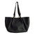 Vegan Camille Hobo Bag Piñatex - Black - Veenofs
