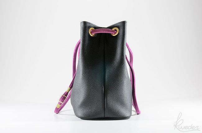 Vegan Kweder Cirasa Bucket Bag - Veenofs