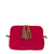 Vegan Camille Tasman Crossbody Bag - Red - Veenofs