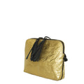Vegan Camille Crossbody Bag Piñatex Gold - Veenofs