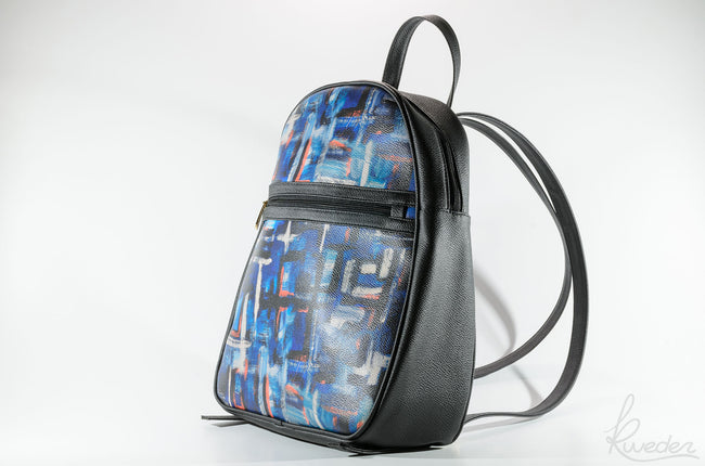 Vegan Kweder Nicuzza Backpack - Veenofs